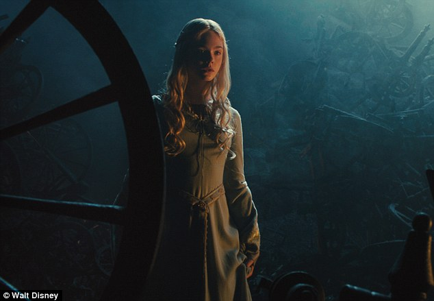 Highly anticipated: The film is slated for release on May 30 and co-stars Sharlto Copley and Juno Temple