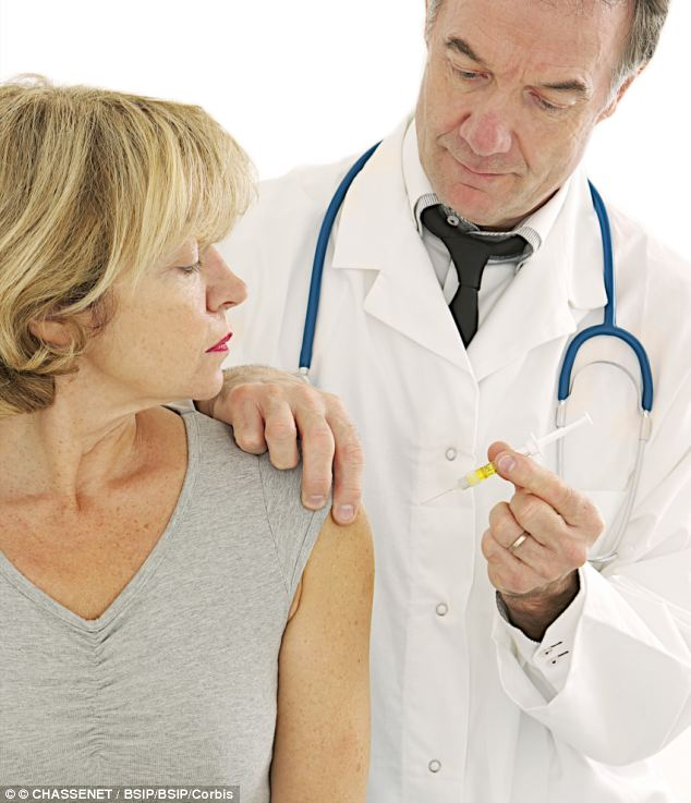 Getting the flu can also put you at risk of other illnesses
