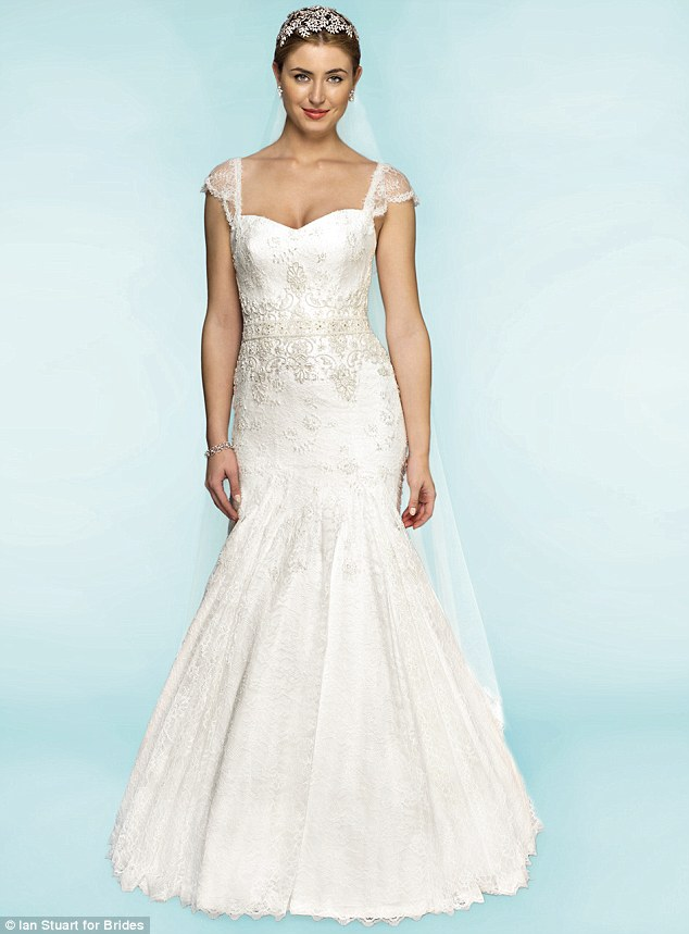 Its The Wedding Day Frock Off Men Would Choose A
