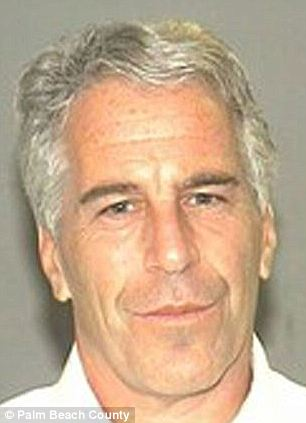 Convicted: Epstein was investigated in 2005 after a woman reported that he paid her 14-year-old daughter for sex