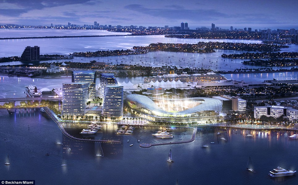 david beckham's miami stadium plans