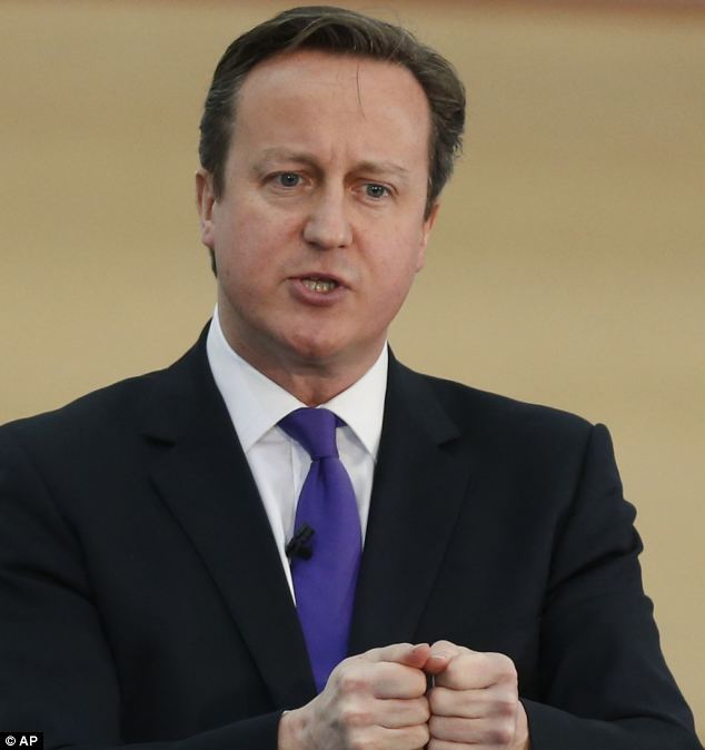'Tragic': David Cameron has spoken out about the 'tragic' case in his constituency and backed a review