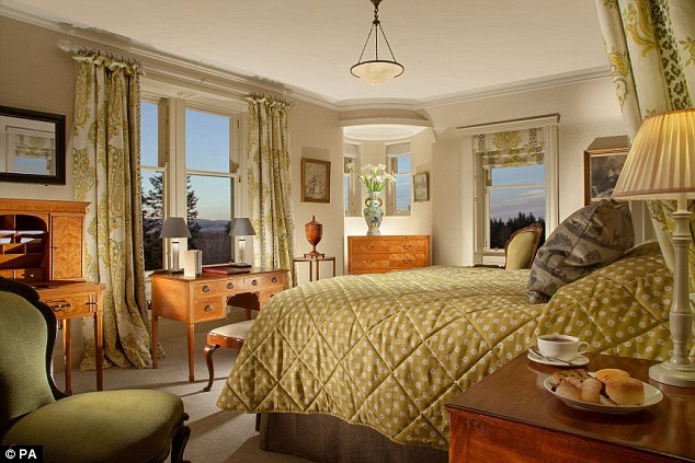 Revealed  Andy Murrays new five star hotel at Cromlix
