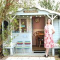Think sheds are only a refuge for men these women built their own