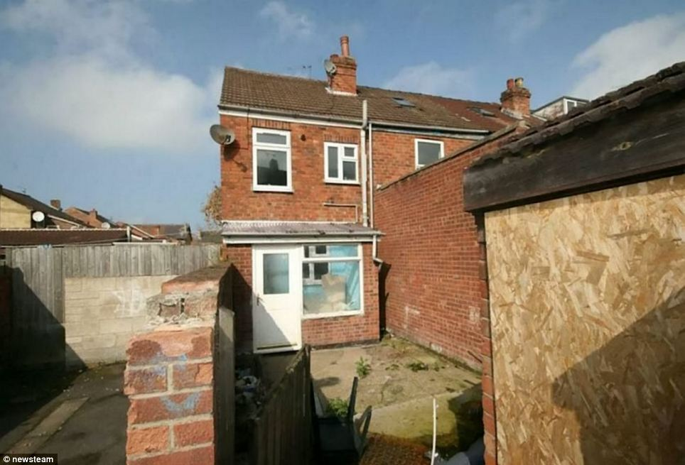 Is this Britains cheapest house Twobedroom Victorian
