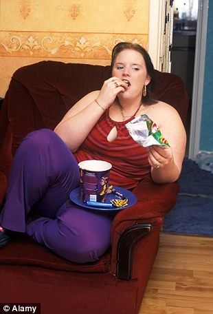 Junk food MAKES you lazy even if you switch to a healthy