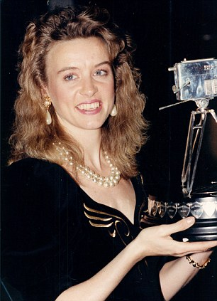Sports Personality of the Year: Liz McColgan won the 1990 10,000m World Championships