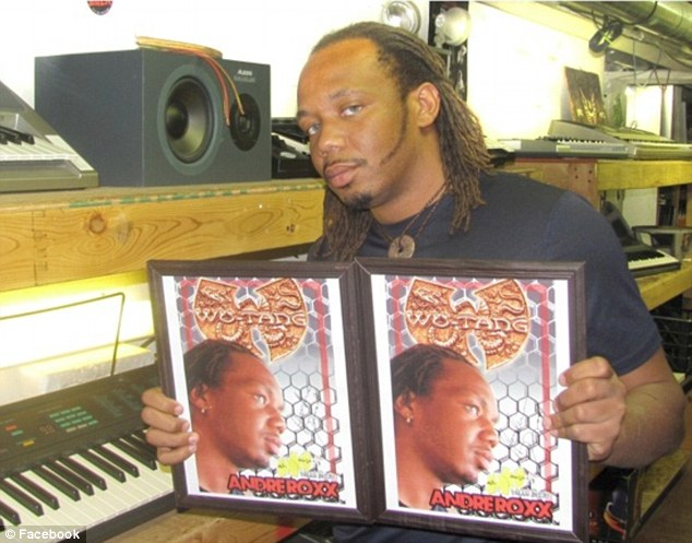 Johnson is a rapper with the group Northstar who were discovered by Wu-Tang producer RZA