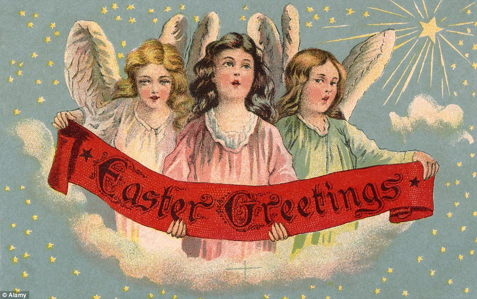 Vintage Easter Cards Reveal How Festival Was Celebrated In
