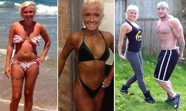 Bodybuilding Teacher In World Championship Finals One Year