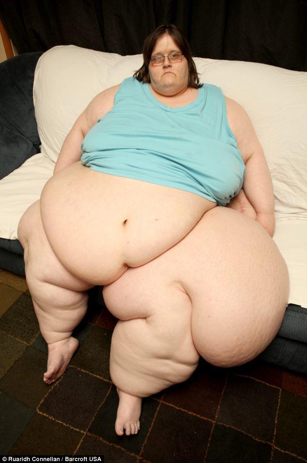 Largest Obese Ssbbw Fupa-7336