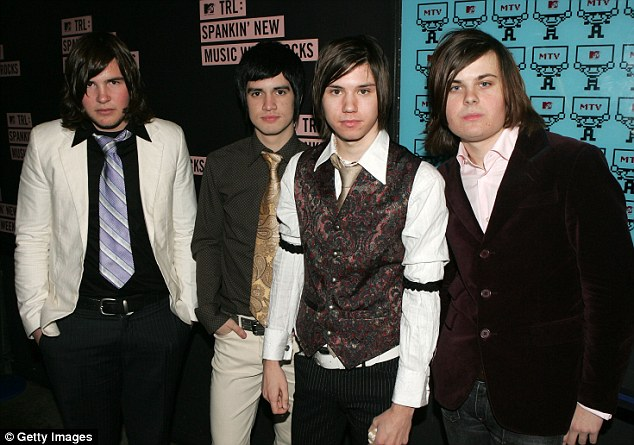 Fall Out Boy Wallpapers 2013 Panic At The Disco S Brendon Urie Sues Roommate For