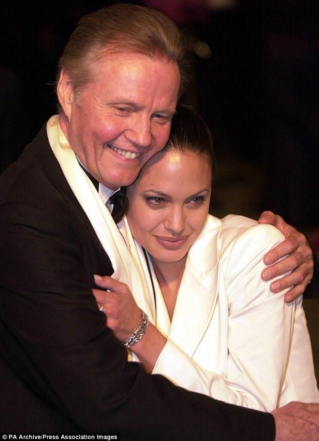 Jon Voight excited to see granddaughter Vivienne Jolie