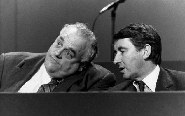 Image result for CYRIL SMITH AND DAVID STEEL