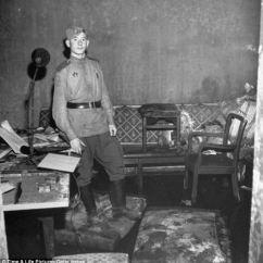 Sofa Bed World Uk Klippan Cover Instructions Inside Hitler's Bunker Hideaway Where He And Eva Braun ...