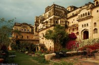 Inside the stunning 15th-century Neemrana Fort Palace ...