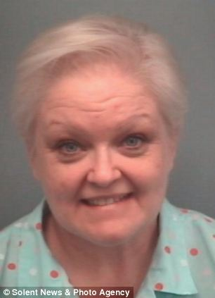 Karen Lyle, 50, was jailed for 22 years after she drugged her husband before dousing him in fuel and setting him alight
