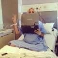 Pr queen roxy jacenko gives birth to healthy baby boy hunter curtis