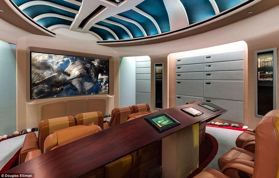 A house to live long and prosper in Entrepreneur is selling Miami mansion complete with