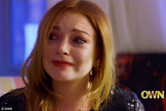 Shock revelation: Lindsay explained on the season finale of her OWN show that a miscarriage was the reason why she took a couple of weeks off from filming