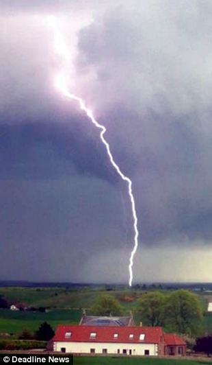It is said that lightning never strikes twice, which is nonsense or there would be no need for lightning conductors