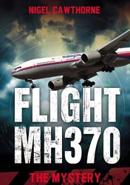 Investigation: The book weighs all the theories about what happened to MH370