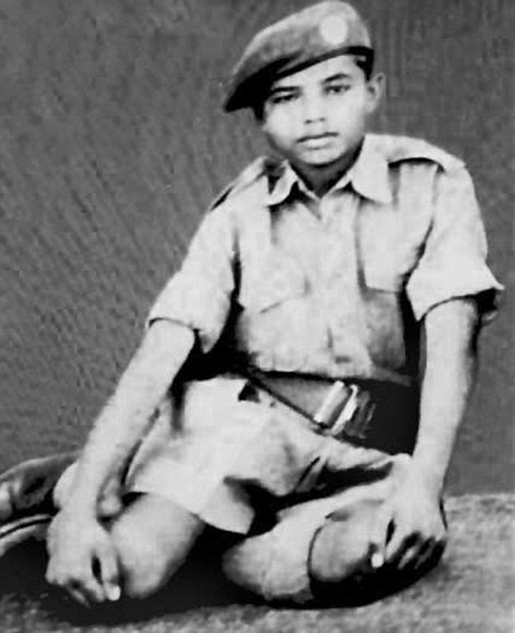 The child who would be PM: Narendra Modi in his school days