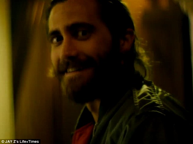 All star cast: Jake Gyllenhaal stars as an unhinged criminal