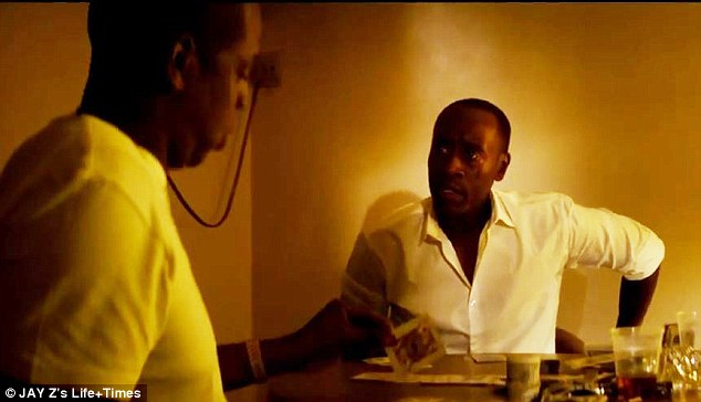 Don't hate the player: Don Cheadle gets stuck in a very high stakes poker game