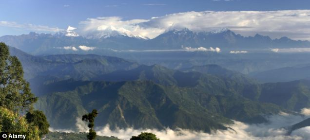 In 1989, two climbers separately became aware of a kind, middle-aged Tibetan woman while they were on Mount Kanchenjunga in India