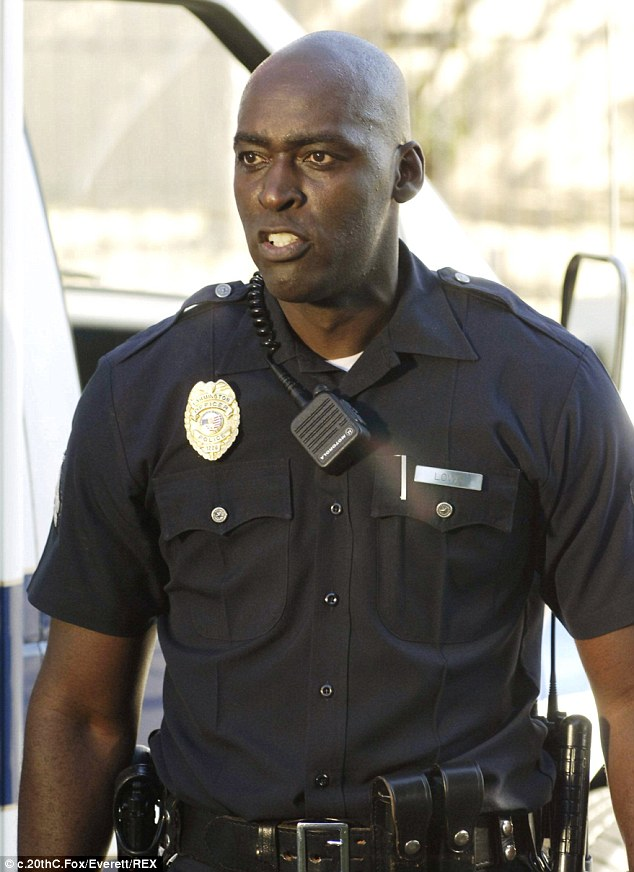 Michael Jace in well-known as Detective Lowe on popular cop TV drama The Shield