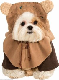 Star Wars dog costumes of your favourite characters ...