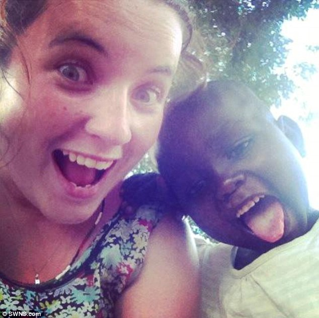 Sudden death: Christi Kelly, left, from Ilfracombe, Devon, died of Malaria while volunteering in Kenya
