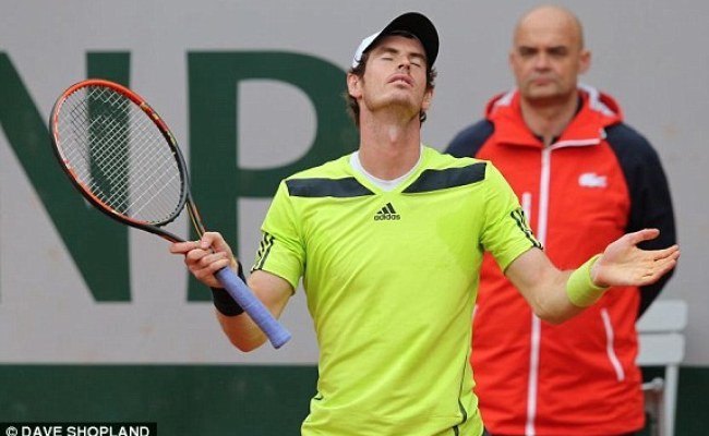 French Open Live Andy Murray V Andrey Golubev Follow