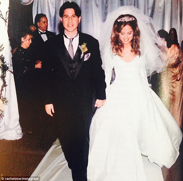Rachel Zoe shares a throwback snap of her lifechanging
