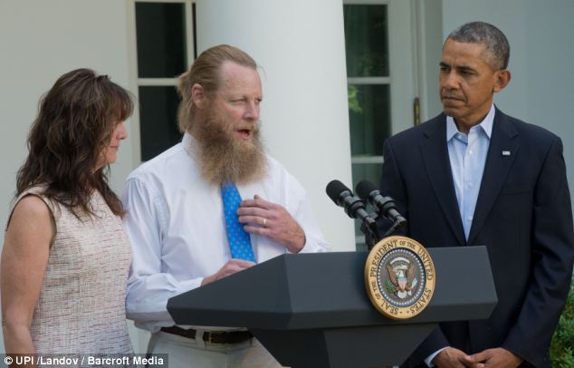 Backfired: The court of public opinion has swung dramatically away from joy and celebration at Bergdahl's release since the weekend when Obama welcomed his parents, Jani and Bob, to the Rose Garden