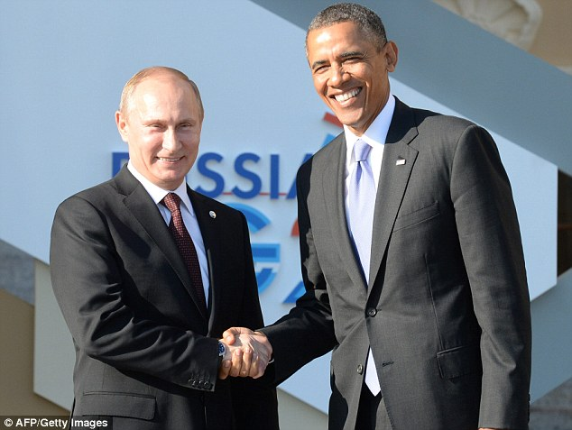 The world gazed in bewilderment and dismay at Obama's blurred response to Putin's aggression in Ukraine. Just at the moment when a clear voice was needed, Obama spoke out with a frail and reedy one