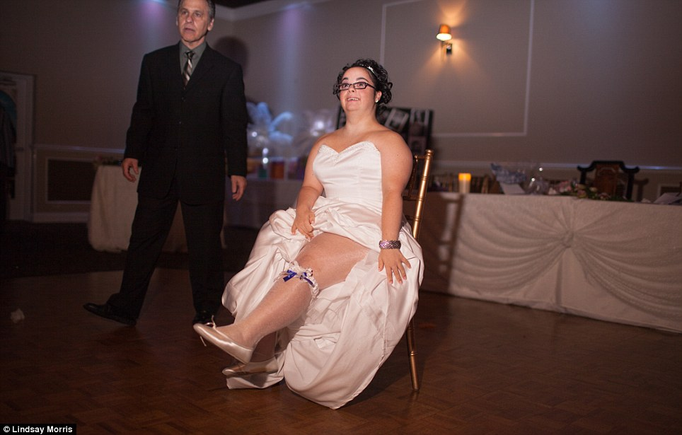 Bridal Theme Party Is Wish Come True For Girl With Down