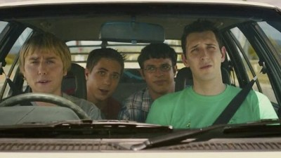 The Inbetweeners boys returned to cinemas in 2014 with Oz-set sequel The Inbetweeners 2