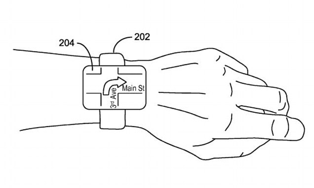 Microsoft smartwatch could sync with Windows, Android AND