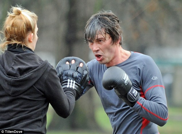 Brian Coxs Wife Gia Milinovich On The Night She Battered