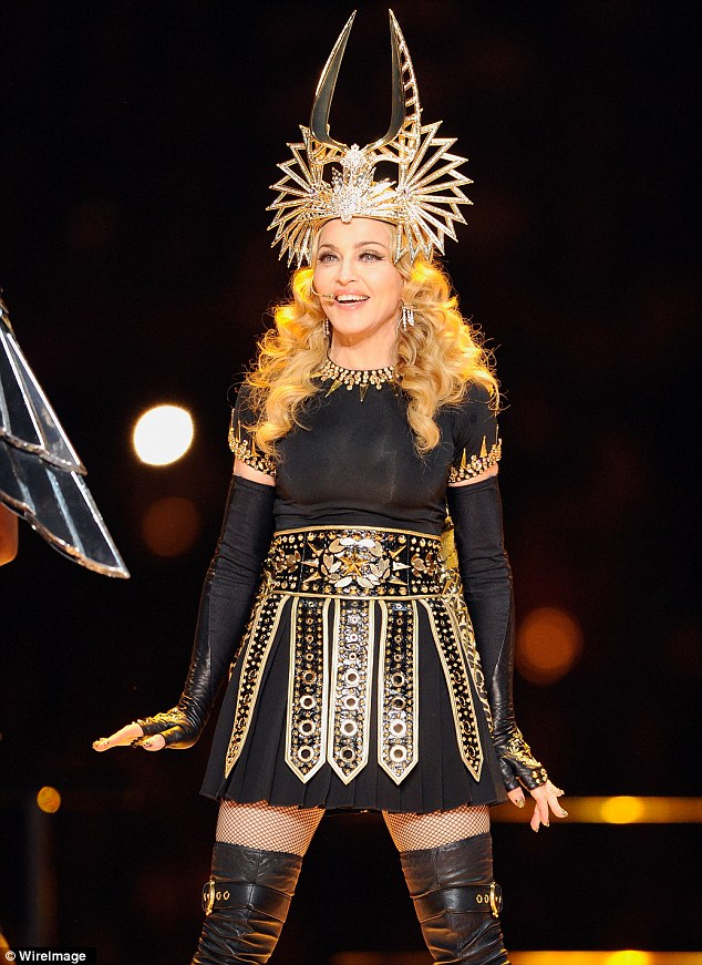 Katy Perry Super Bowl Performance 2014