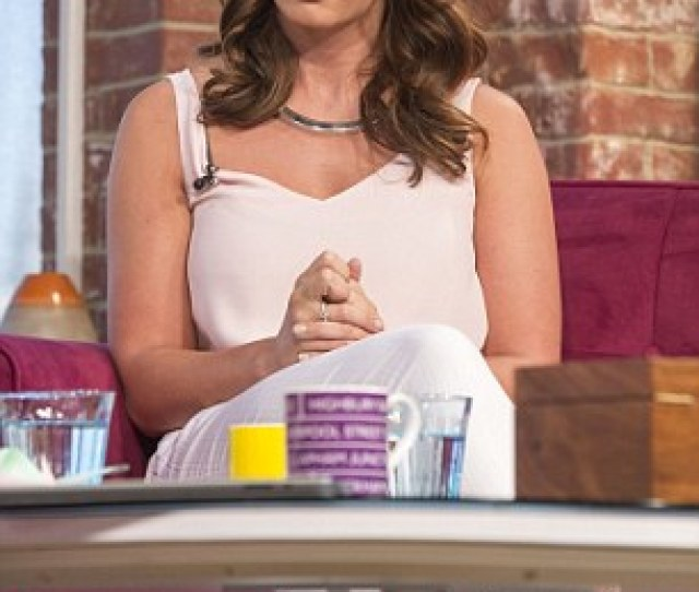 Former Glamour Model Chanelle Hayes Revealed All On The Sofa To Holly And Phillip