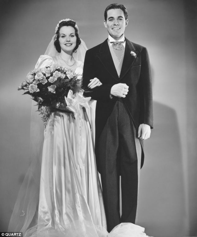 surprising history of wedding
