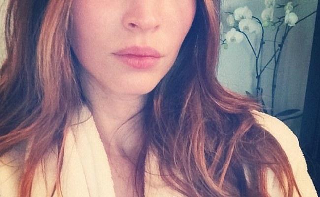 Megan Fox Joins Instagram And Shares Radiant Make Up Free