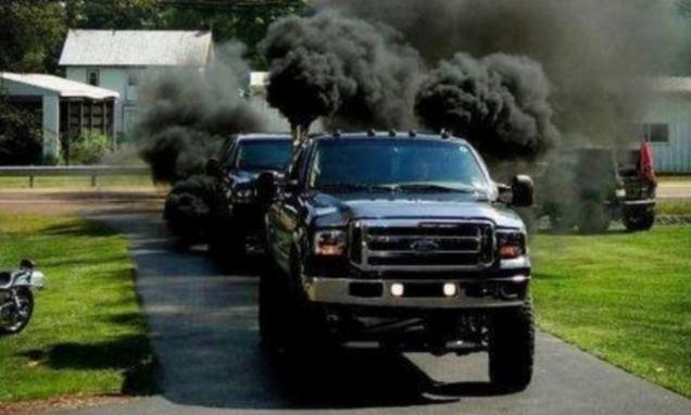 Blacksmokebelching pickups built by anti