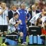 Did Lionel Messi S Full Time Team Talk Inspire Argentina