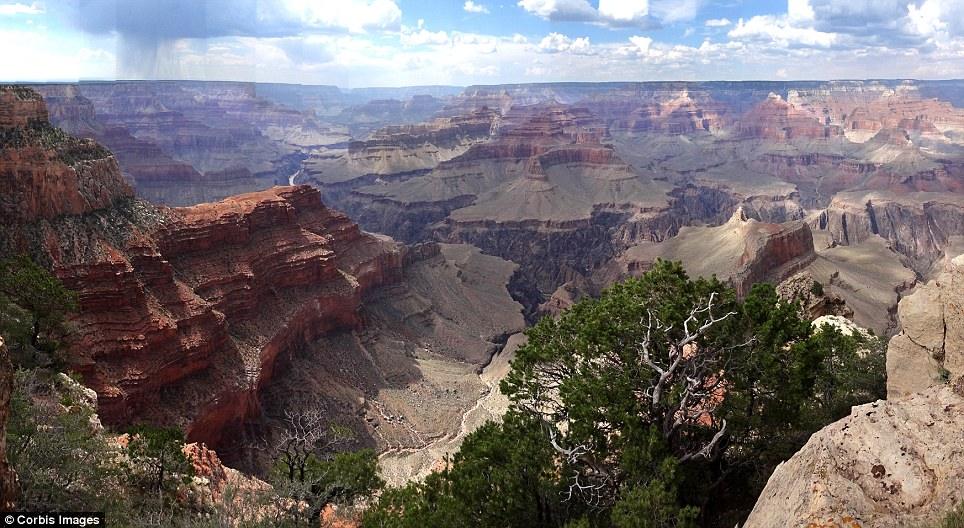 Grand Canyon Images Spectacular Shots Of Arizonas Most Famous Landmark Daily Mail Online