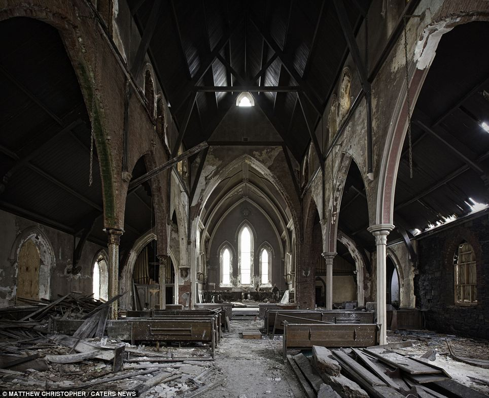Sheffield United Iphone Wallpaper Matthew Christopher S Photographs Of Abandoned Churches