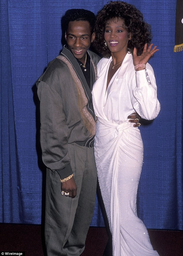 Tumultuous times: Whitney and Bobby had quite a storied 14-year marriage that ultimately ended in divorce in April 2007